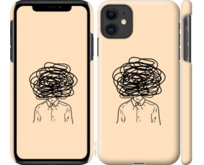 Чехол Мысли для iPhone 11