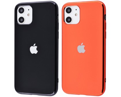 "TPU чехол Matte LOGO для Apple iPhone 11 (6.1"")"