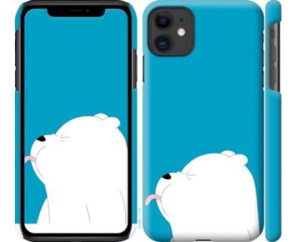 Чехол Мишка 1 для iPhone 11