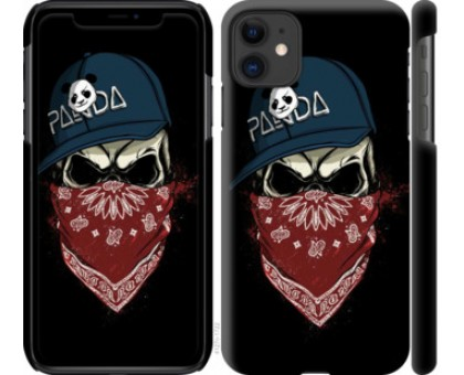 Чехол Череп в кепке для iPhone 11