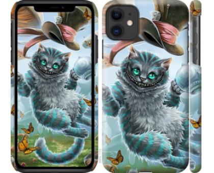 Чехол Чеширский кот 2 для iPhone 11