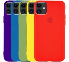 """Чехол Silicone Case Slim Full Protective для Apple iPhone 11 (6.1"""")"""