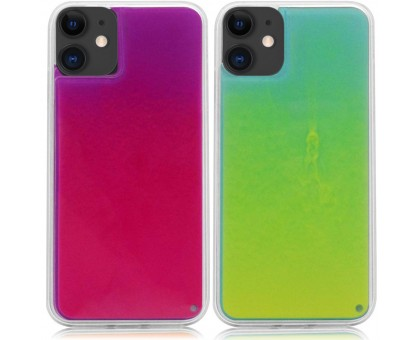 "Неоновый чехол Neon Sand glow in the dark для Apple iPhone 11 (6.1"")"