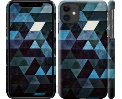 Чехол Треугольники для iPhone 11