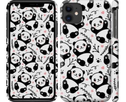 Чехол Панды для iPhone 11