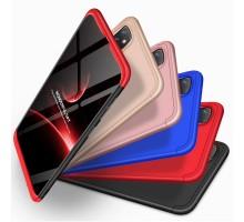 """Пластиковая накладка GKK LikGus 360 градусов для Apple iPhone 11 (6.1"""")"""