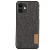 """Накладка G-Case Textiles Dark series для Apple iPhone 11 (6.1"""")"""