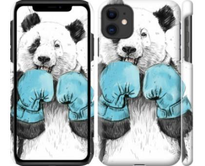 Чехол Панда-боксер для iPhone 11