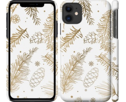 Чехол Зимний для iPhone 11