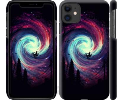 Чехол Навстречу приключениям для iPhone 11