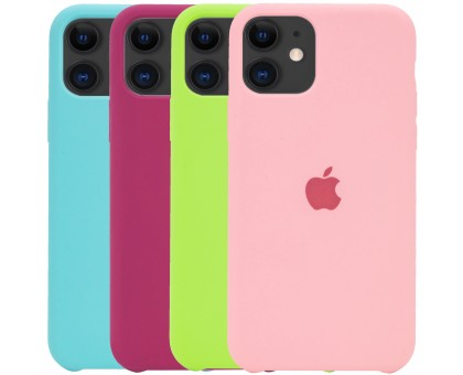 "Чехол Silicone Case (AA) для Apple iPhone 11 (6.1"")"