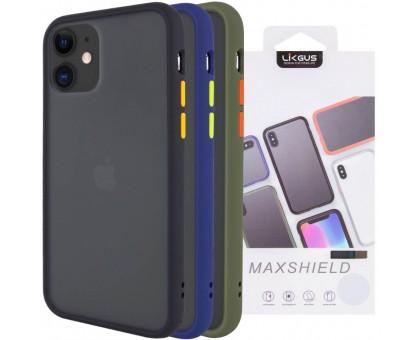 "TPU+PC чехол LikGus Maxshield для Apple iPhone 11 (6.1"")"