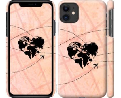 Чехол Путешествуй для iPhone 11