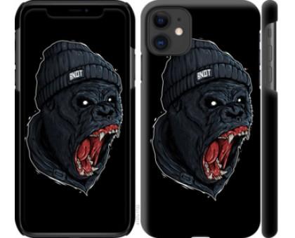 Чехол Обезьяна в ярости для iPhone 11