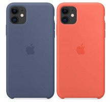 "Чехол Silicone case (AAA) для Apple iPhone 11 (6.1"")"