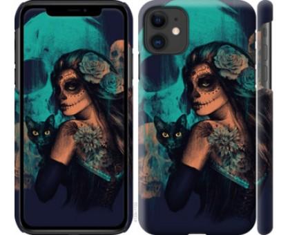 Чехол Fantasy girl для iPhone 11