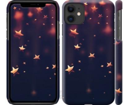 Чехол Падающие звезды для iPhone 11