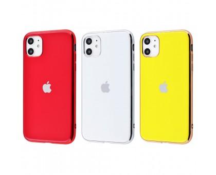 "TPU чехол GLOSSY LOGO для Apple iPhone 11 (6.1"")"