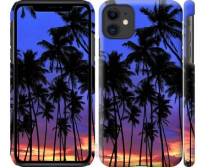 Чехол Пальмы для iPhone 11