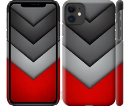 Чехол Цветная геометрия для iPhone 11