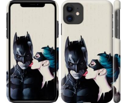 Чехол Бэтмен для iPhone 11