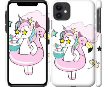 Чехол Crown Unicorn для iPhone 11
