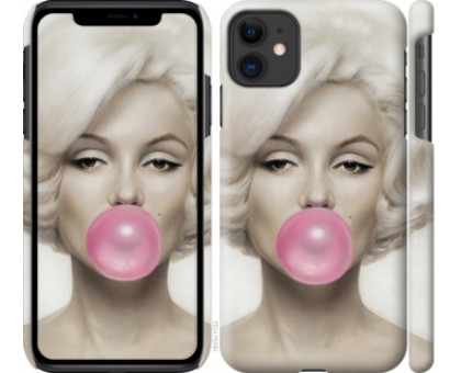 Чехол Мэрлин Монро для iPhone 11