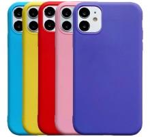 """Силиконовый чехол Candy для Apple iPhone 11 (6.1"""")"""