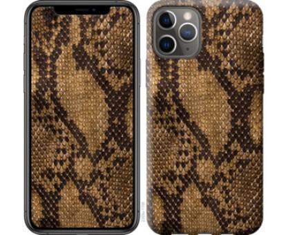 Чехол Змеиная кожа для iPhone 11 Pro