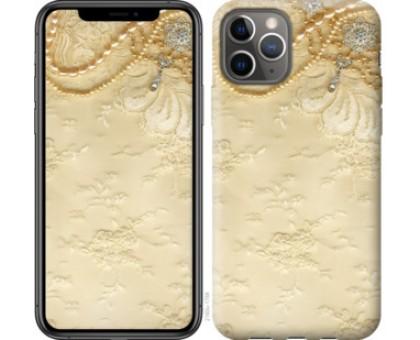 Чехол Кружевной орнамент для iPhone 11 Pro