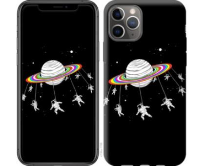 Чехол Лунная карусель для iPhone 11 Pro
