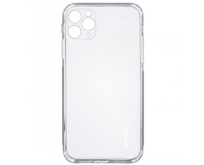 TPU чехол GETMAN Clear 1,0 mm для Apple iPhone 11 Pro (5.8)