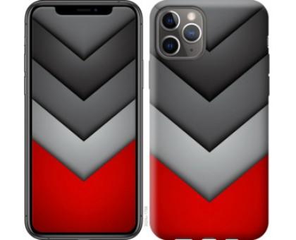 Чехол Цветная геометрия для iPhone 11 Pro