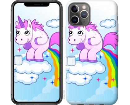 Чехол Единорожка для iPhone 11 Pro