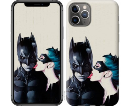 Чехол Бэтмен для iPhone 11 Pro
