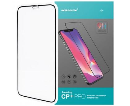 Защитное стекло Nillkin (CP+PRO) для Apple iPhone 11 Pro (5.8) / X (5.8) / XS (5.8)