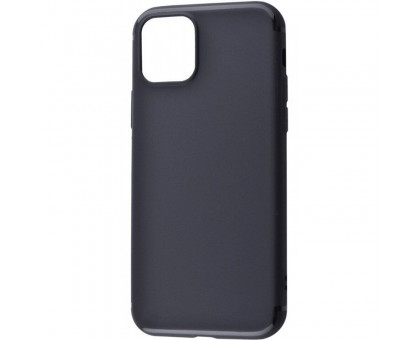 TPU чехол Black Matt 0.5mm для Apple iPhone 11 Pro (5.8)