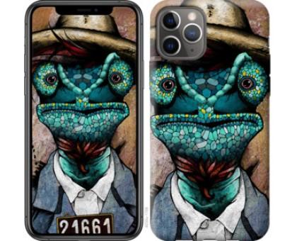 Чехол Хамелеон в розыске для iPhone 11 Pro