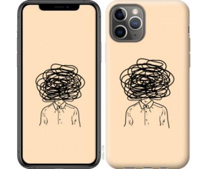 Чехол Мысли для iPhone 11 Pro