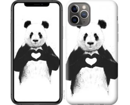 Чехол All you need is love для iPhone 11 Pro