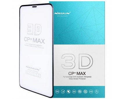 Защитное стекло Nillkin (CP+ max 3D) для Apple iPhone 11 Pro (5.8) / X (5.8) / XS (5.8)