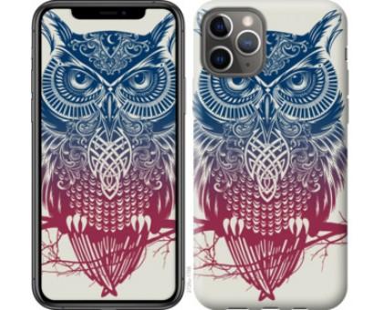 Чехол Сова 2 для iPhone 11 Pro