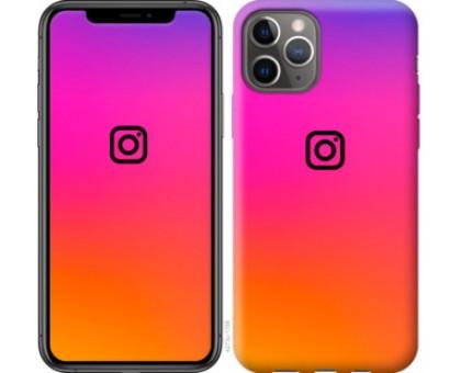 Чехол Instagram для iPhone 11 Pro