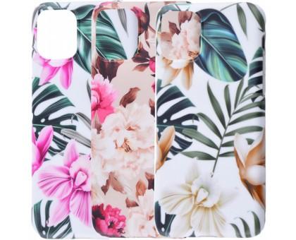 TPU чехол Flowers Series для Apple iPhone 11 Pro (5.8)