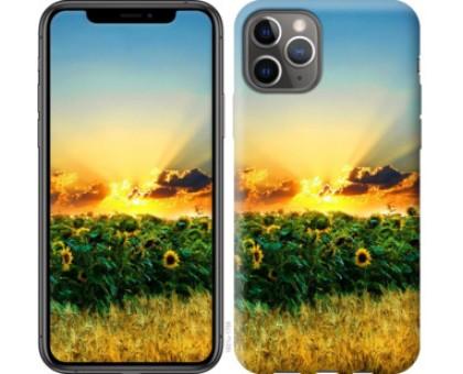 Чехол Украина для iPhone 11 Pro
