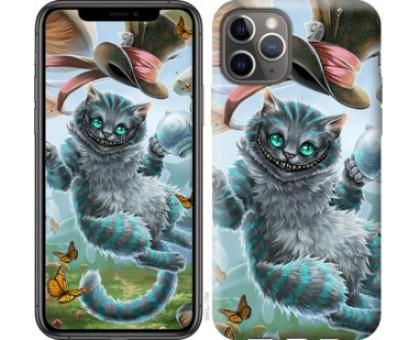 Чехол Чеширский кот 2 для iPhone 11 Pro