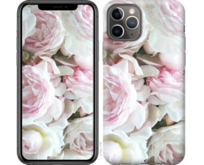 Чехол Пионы v2 для iPhone 11 Pro