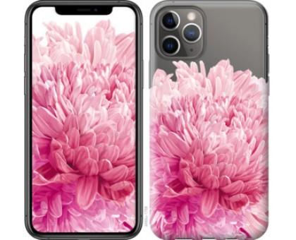 Чехол Хризантема для iPhone 11 Pro
