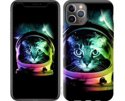 Чехол Кот-астронавт для iPhone 11 Pro