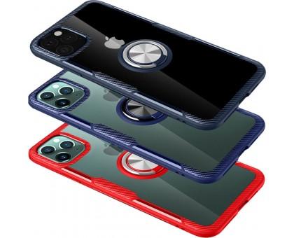 TPU+PC чехол Deen CrystalRing for Magnet (opp) для Apple iPhone 11 Pro (5.8)